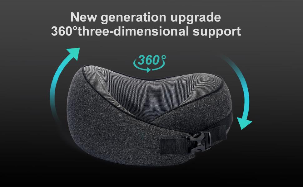 New generation upgrade 360° three-dimensional support