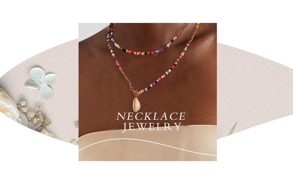 layered bead necklaces