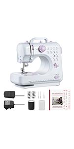 KPCB 12 Stitches Sewing Machine