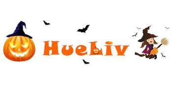 Halloween inflatables pumpkin lights