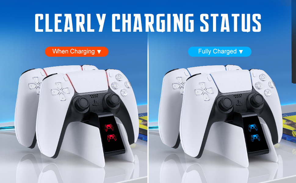 clear charging status