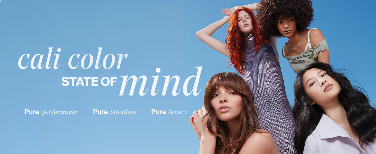 pureology color state of mind, pure performance, pure intentions, pure luxury