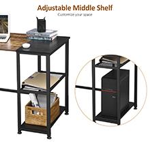adjustble shelf