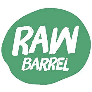 Raw Barrel logo Fitness Supplements BCAA Creatine