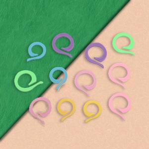 20 x Stitch Marker Ring