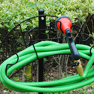 garden water hose holder
