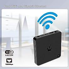 Beelink T4 2.4G+5.8G WIFI