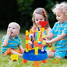Water Table For Toddlers 1-3 Water Table Kids Water Table Sand Table Sand Water Table