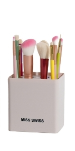 MISS SWISS Makeup Brush Holder