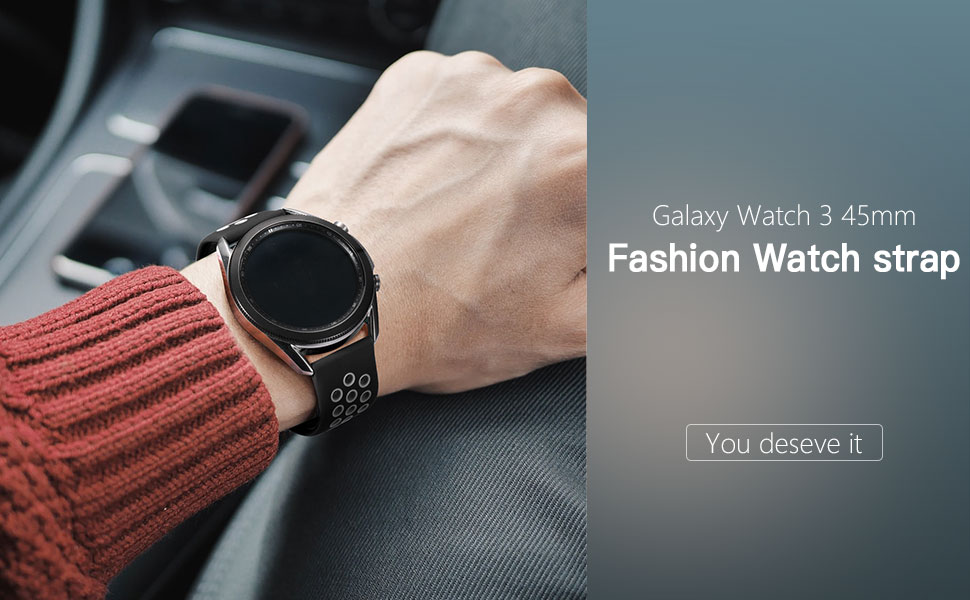 fit for Samsung Galaxy Watch 3 45mm