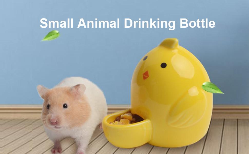 hamster drinking bottle stand