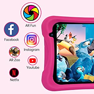 GMS tablet