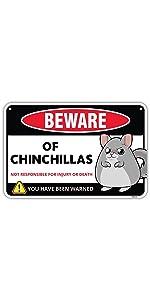 Chinchilla Sign