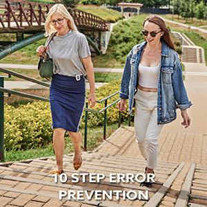 Ten step error prevention.