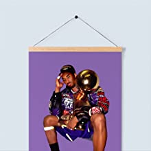apartment room decor lakers gifts for men sports posters nba posters kobe bryant evolution poster