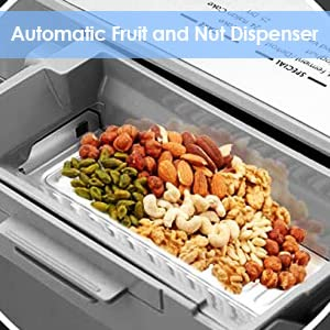 Automatic Fruit and Nut Dispenser
