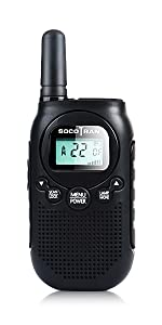 rechargeable walkie talkies for adults kids family two way radio outdoor camping