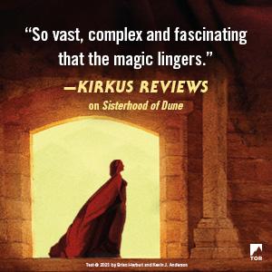 Dune The Lady of Caladan Brian Herbert and Kevin J. Anderson Kirkus Review