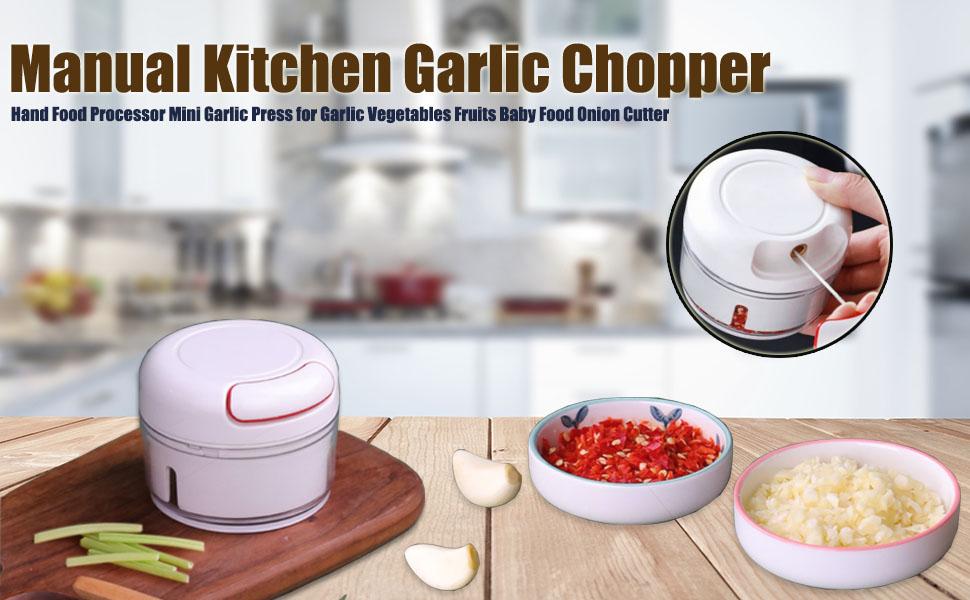 ACOODE Garlic masher