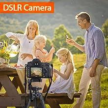 Tripod - Use With - DSLR Camera