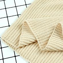 Soft knit fabric
