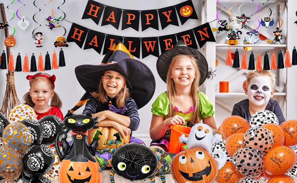 Veel plezier deze Halloween!