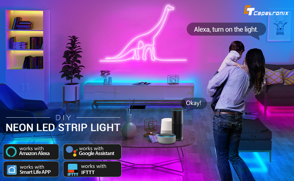 neon led strip light
