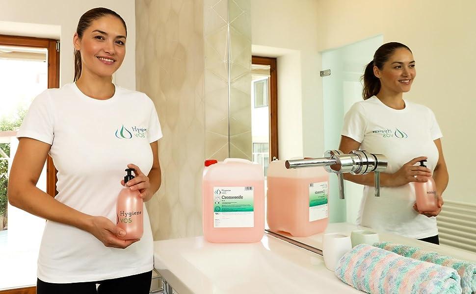 Hygiene Vos Crema Jabón