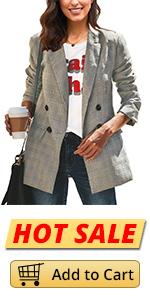 Plaid Jacket Suit