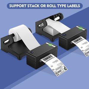 label printer for shipping packages desktop label printers