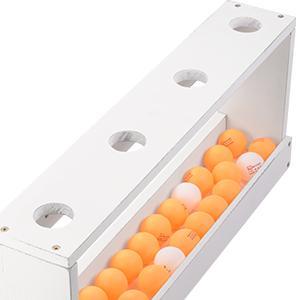 Ping Pong Rack table tennis storage holder paddles display rack game room decor