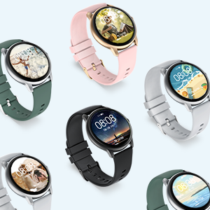 Customized Watch Faces