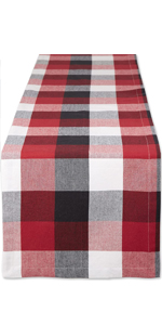 Tri Color Table Runner