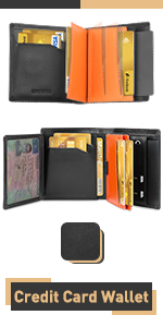 wallet mens leather