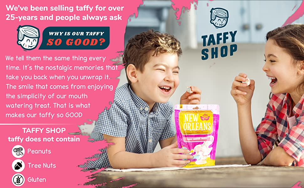 Taffy Shop Candy