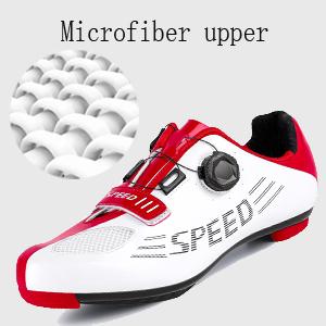 Microfiber upper