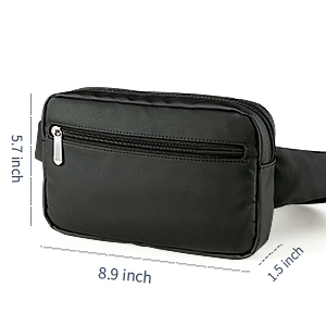 plus size waist bag belt bag for women fashion waist packs fanny packs for women fashionable