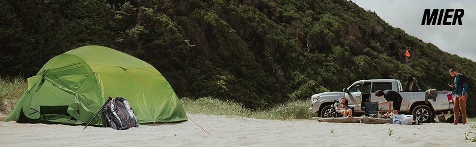 Ultralight Waterproof Backpacking Tent