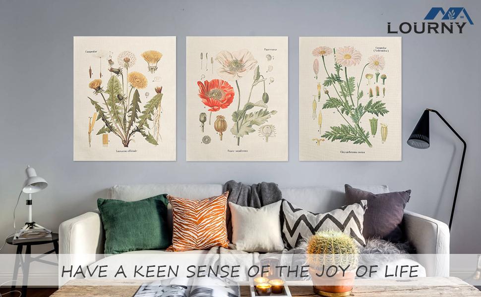 Plant Tapestries