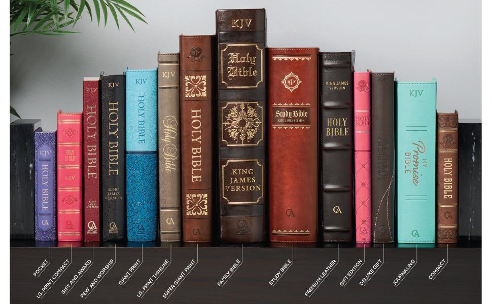 Christian Art Gifts KJV Bibles