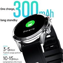 Long Standby Smart Watch