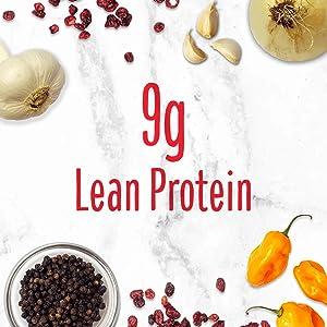 9g lean protein