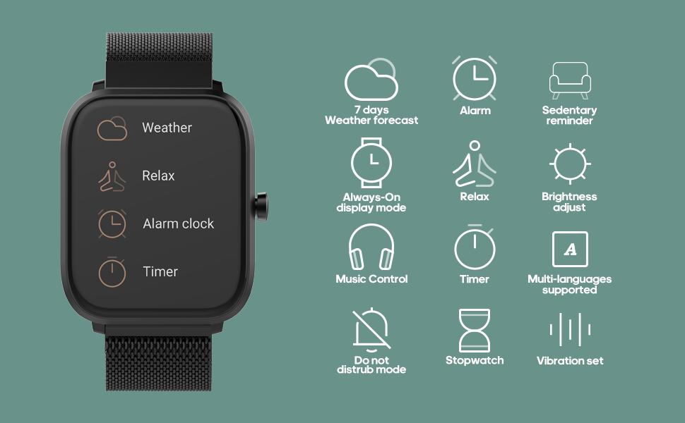 Deep Breath Guide Stopwatch & Timer Music Controller