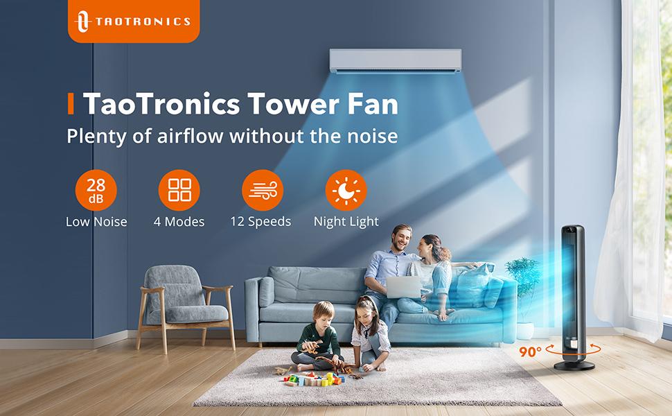 TT-TF003 Tower Fan