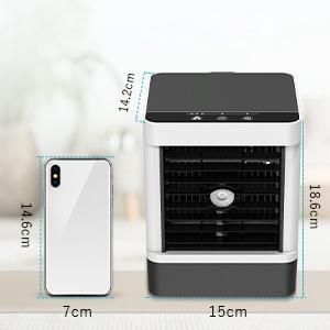 small portable air conditioner