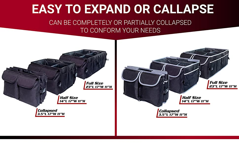 car storage trunk organizer car trunk organizers and storage suv car trunk organizer with lid