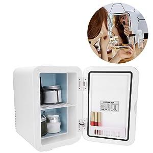 Mini réfrigérateur 8 litres réfrigérateur personnel portable Mini réfrigérateur soins de la peau