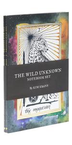 wild unknown notebook