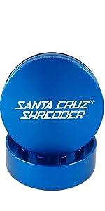santa cruz 2 piece medium grinder