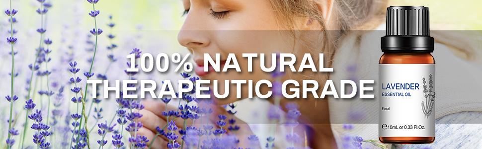 lavender oil pure natural
